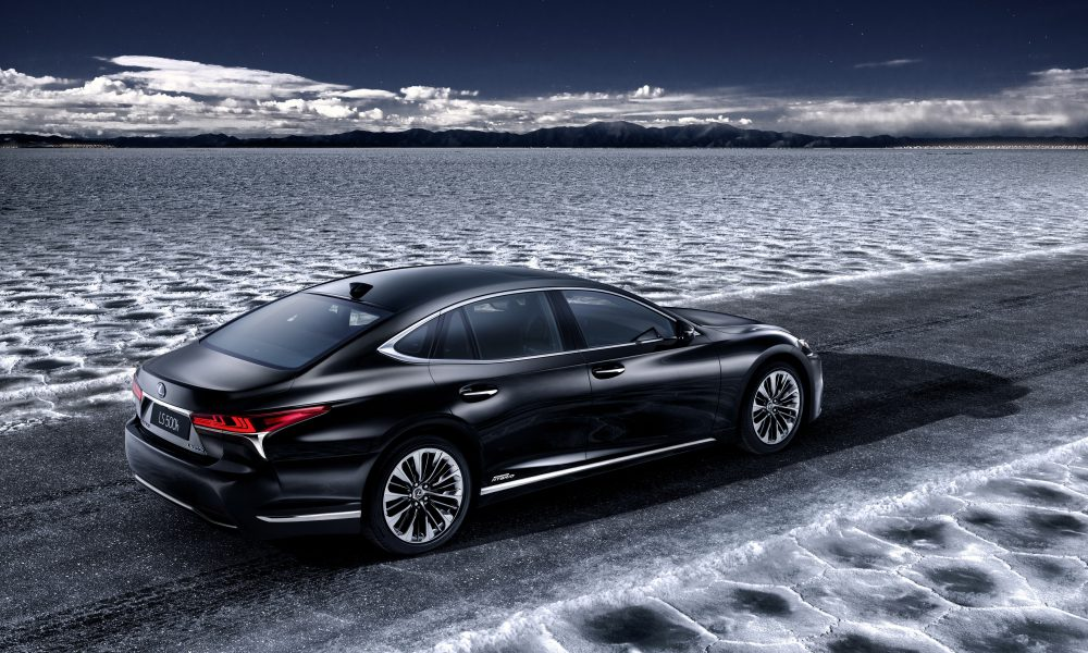 Lexus to Unveil the All-new LS 500h at the 2017 Geneva Motor Show