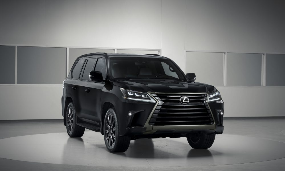 2019 Lexus LX Inspiration Series HERO
