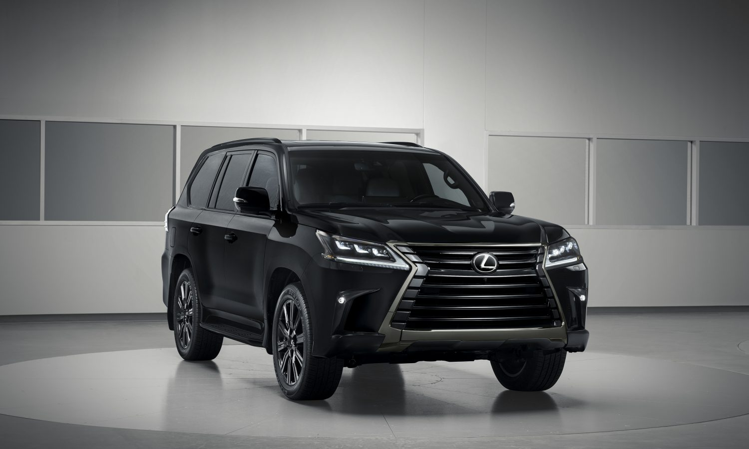 Lexus Inspires Drivers with Special Edition SUV