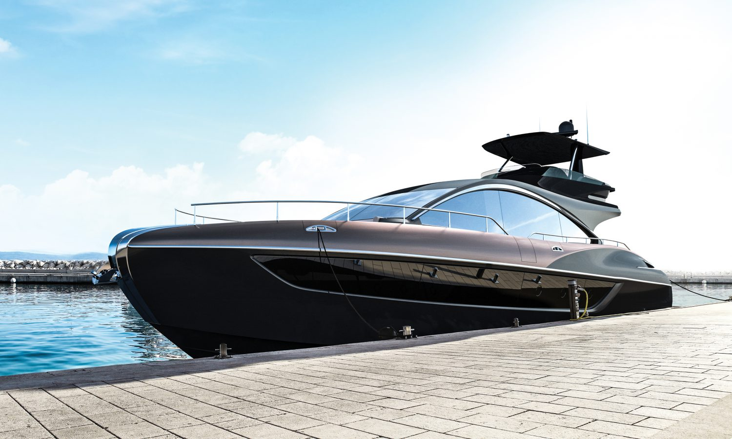Lexus LY 650 Luxury Yacht Revealed Crafted in the Spirit of Amazing