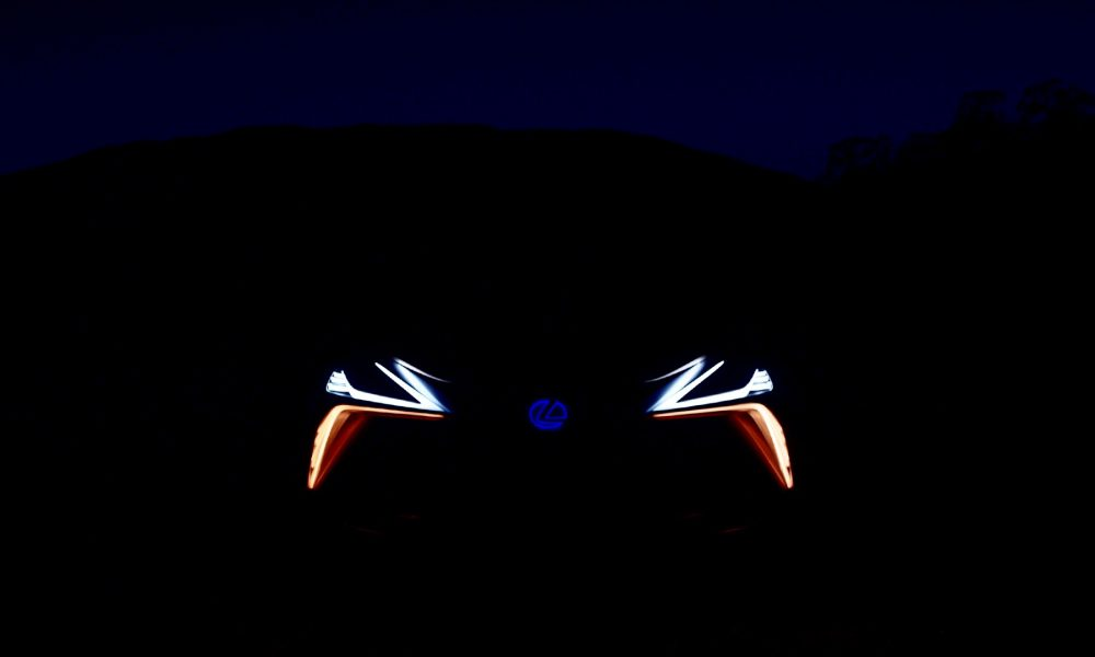 Every Time a Headlight Blinks, a Lexus Gets its Wings