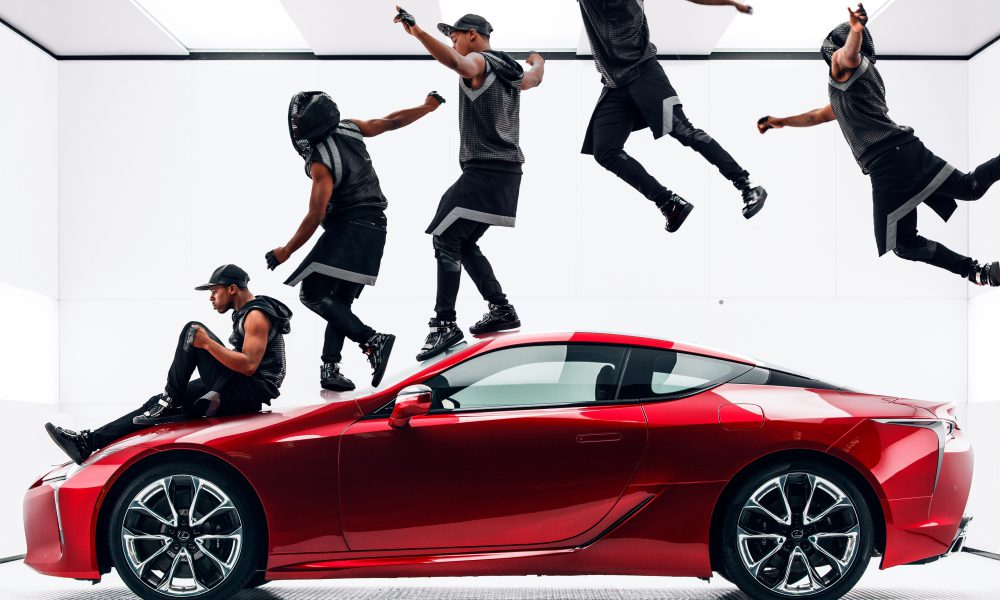 Lexus Brand Takes Center Stage in Super Bowl Spot