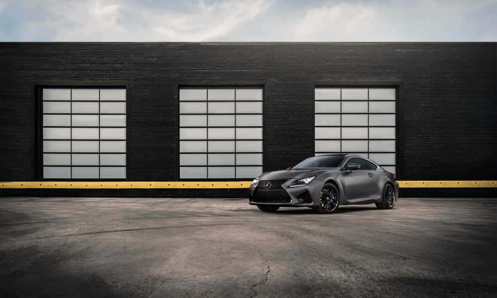 A Decade of Lexus Performance