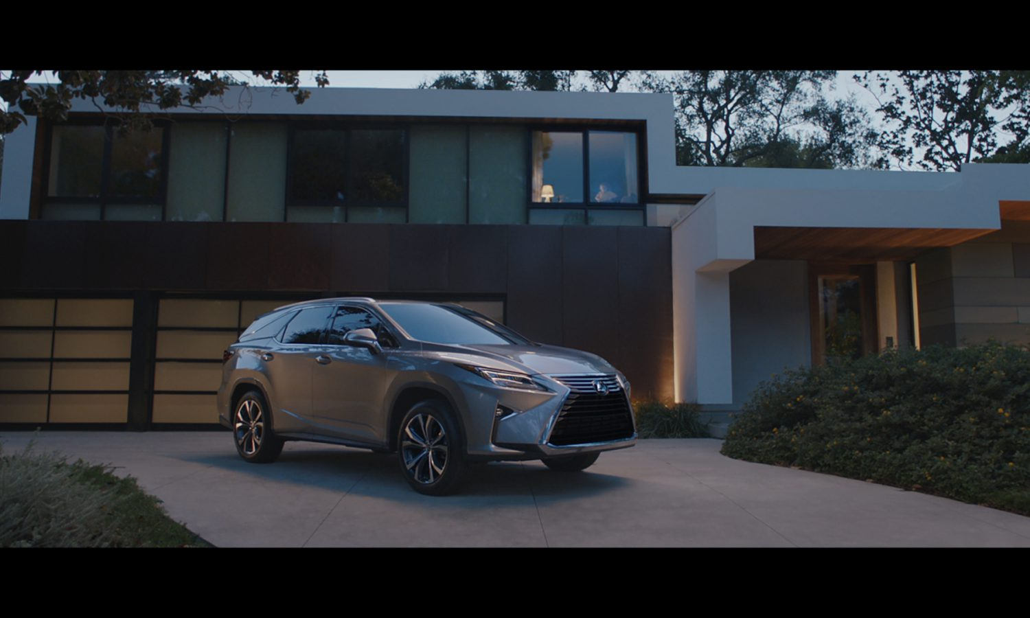 Third Row is the Charm with the All-New Lexus RX 350L