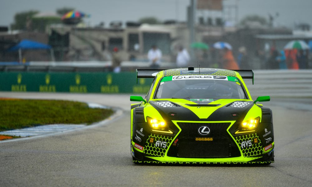 Lexus Ranks Third GTD