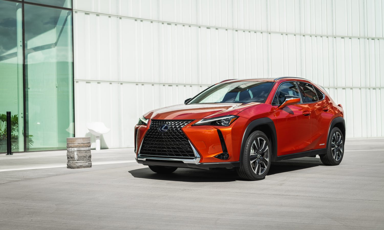 Lexus Luxury Lineup Shines at North American International Auto Show