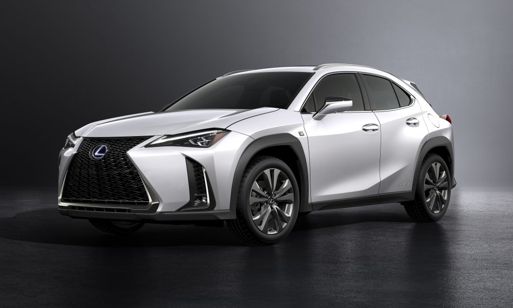 All-New Lexus UX Crossover Makes Its World Debut in Geneva