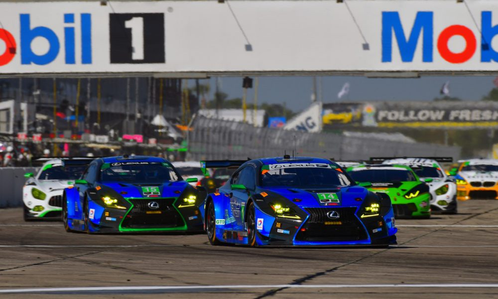 Twelve Hours of Sebring Sebring International Raceway – March 18, 2017