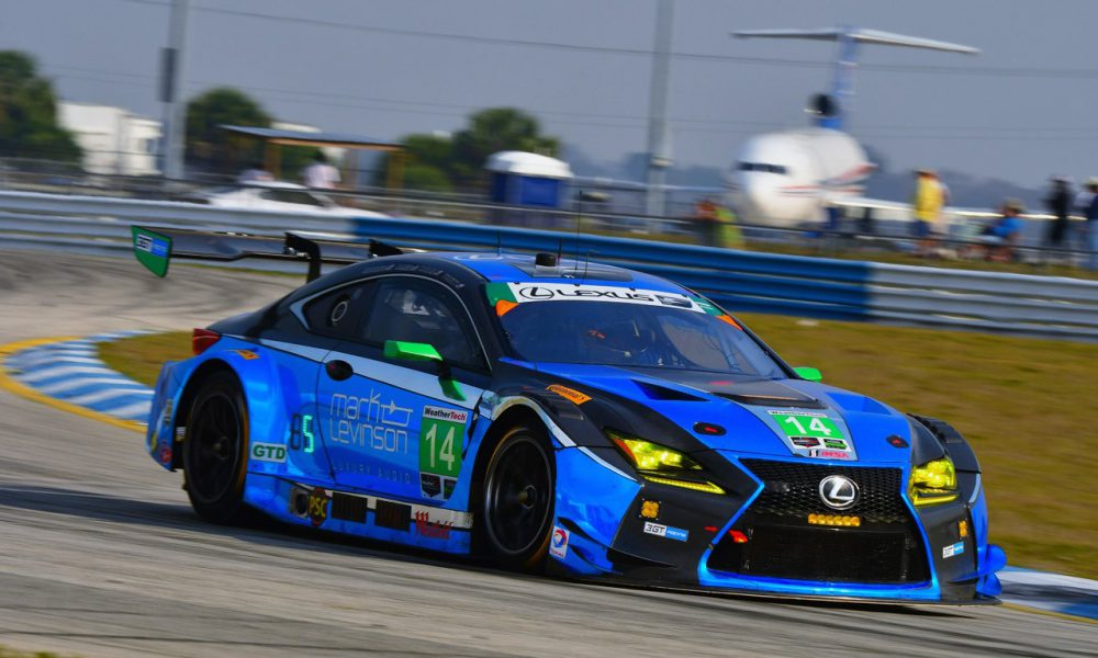 12 Hours of Sebring – Sebring International Raceway – March 16-18, 2017