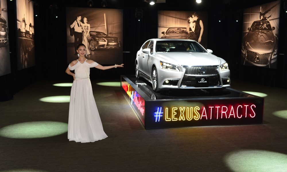 2013 Lexus LS Reveal – 2012 World Premiere 009