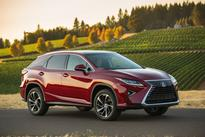 All-New Fourth Generation 2016 Lexus RX Redefines Segment with Style,  Ride Comfort and Luxury Utility