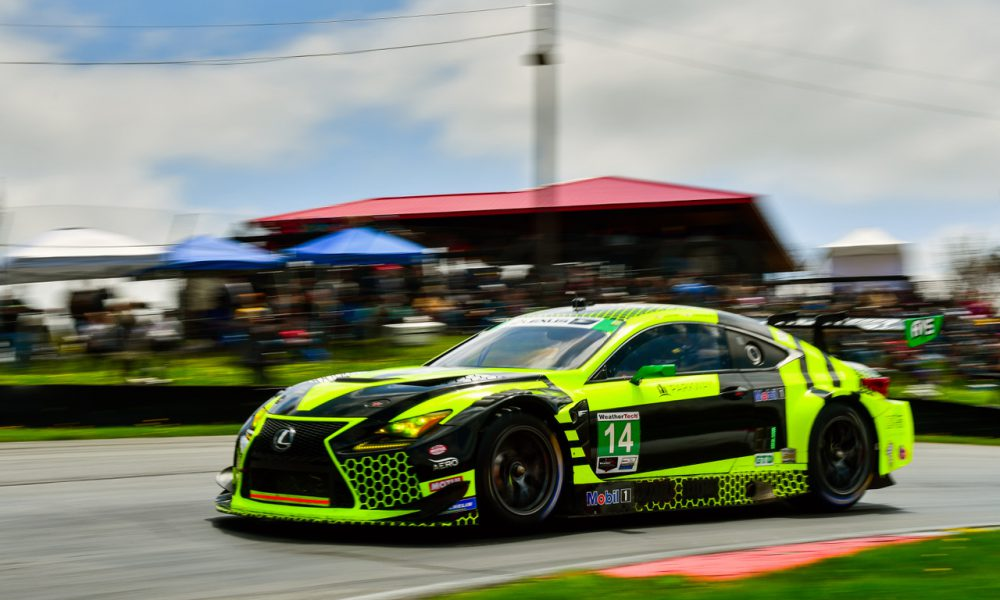 2019 Lexus Mid Ohio Post Race 1
