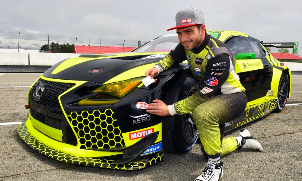 2019 Lexus Mid Ohio Post Race 2