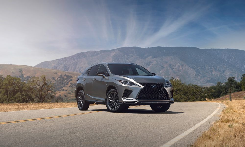 2020 Lexus RX 350 Technology Video