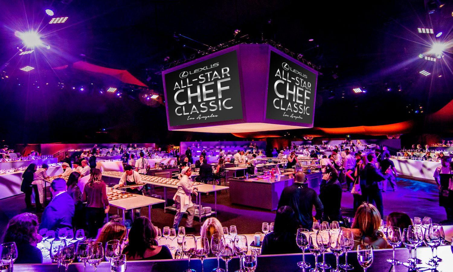 L.A. Live and Lexus Announce Talent and Event Lineup for 2019 Lexus All-Star Chef Classic
