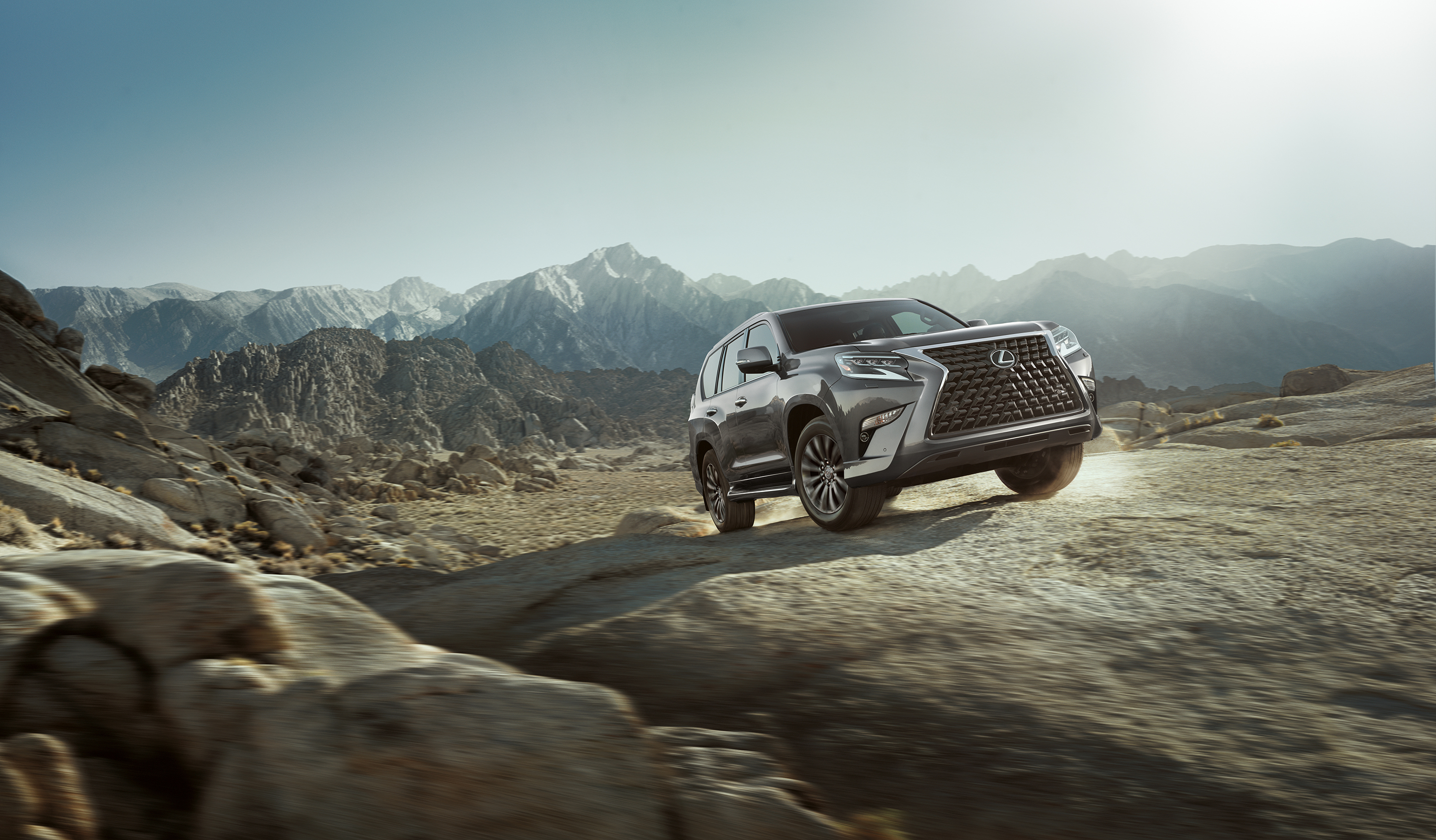 Latest and Greatest: 2020 Lexus GX 460 Adds Standard Lexus Safety