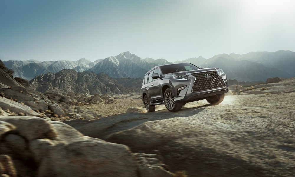 Latest and Greatest: 2020 Lexus GX 460 Adds Standard Lexus Safety System+ and Available All-New Off-Road Package