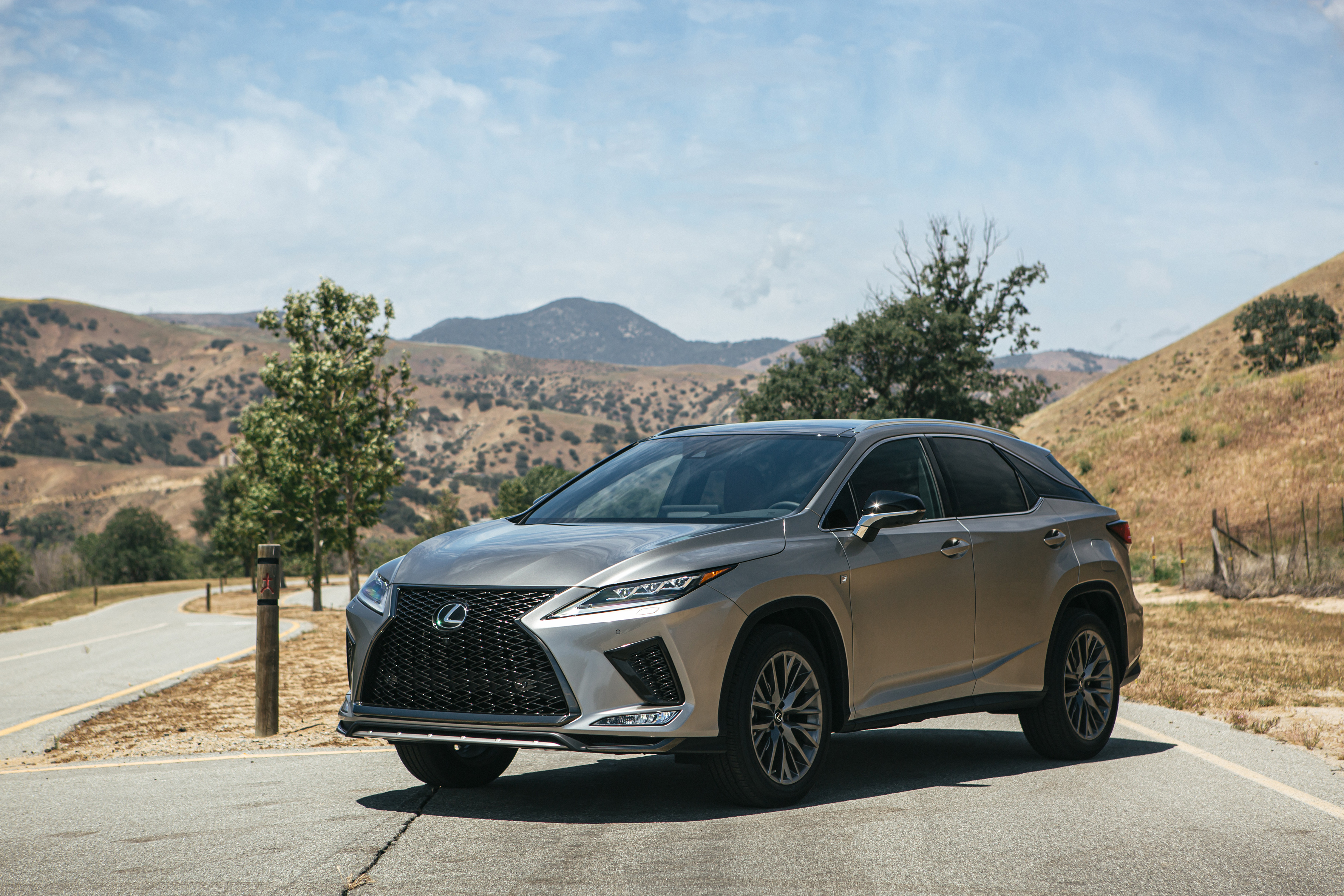 2020 Lexus RX 350 Interior, Refresh, F Sport >> 2020 Lexus Rx And Rxl Open A New Chapter For The Iconic