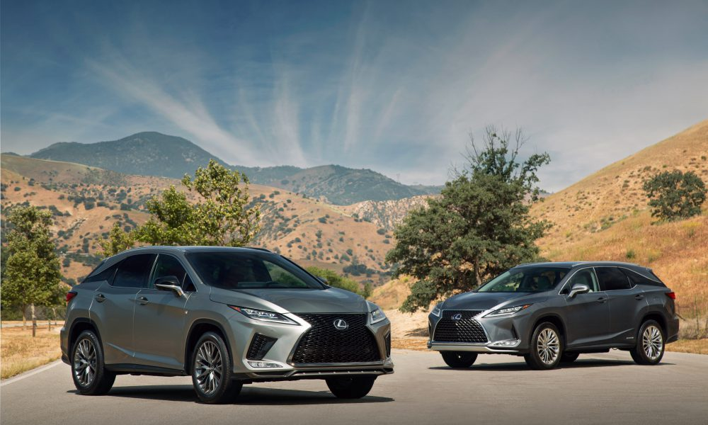 2020 Lexus RX and RXL Open a New Chapter for the Iconic Luxury Crossover