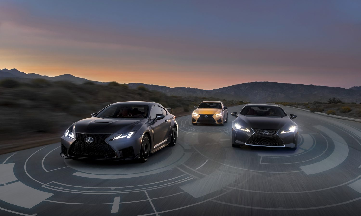 Lexus Moves One Step Closer to a World Without Crashes