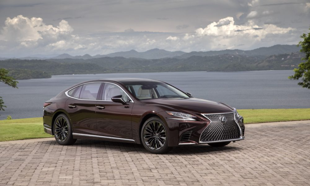 Lexus Introduces First Inspiration Series Sedan