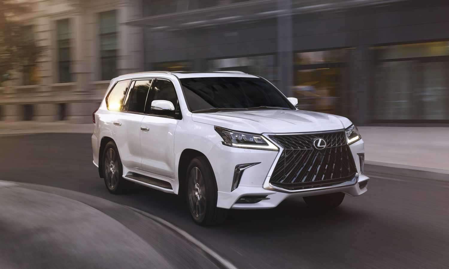 2020 LX 570 Sport Package: Bringing Exceptional Style to Lexus' Flagship Luxury Utility Vehicle