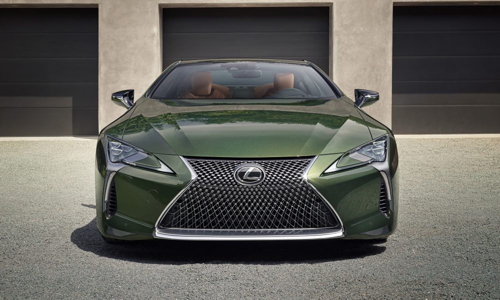 5 Adventures Inspired by the 2020 Lexus LC Inspiration Series