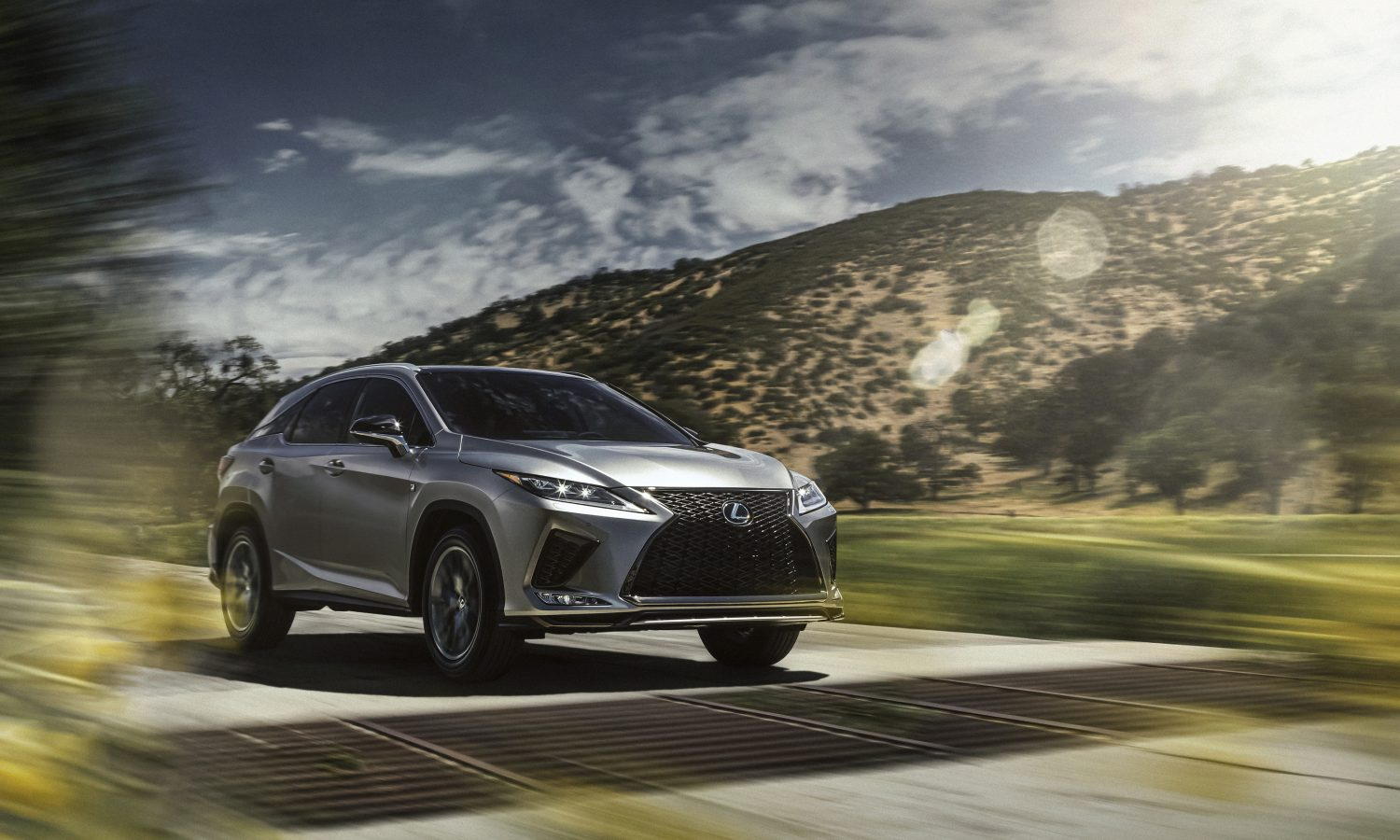 5 Things To Do in <br> the New Lexus RX