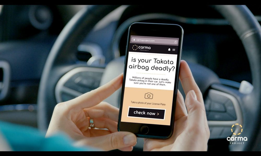 Carma Project and Toyota Unveil Spanish-Language Version of Peer-to-Peer Takata Airbag Recall Platform