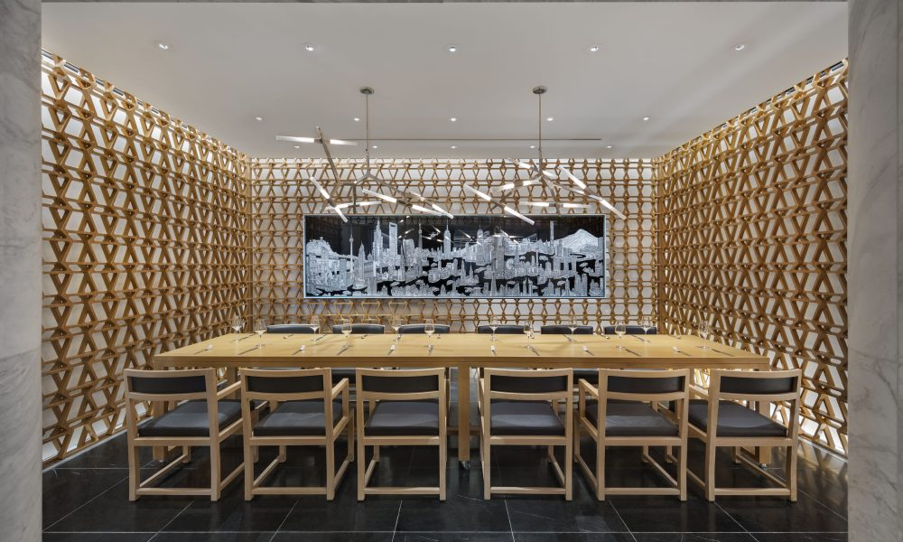 Intersect by Lexus-NYC_Private Dining Room FL2