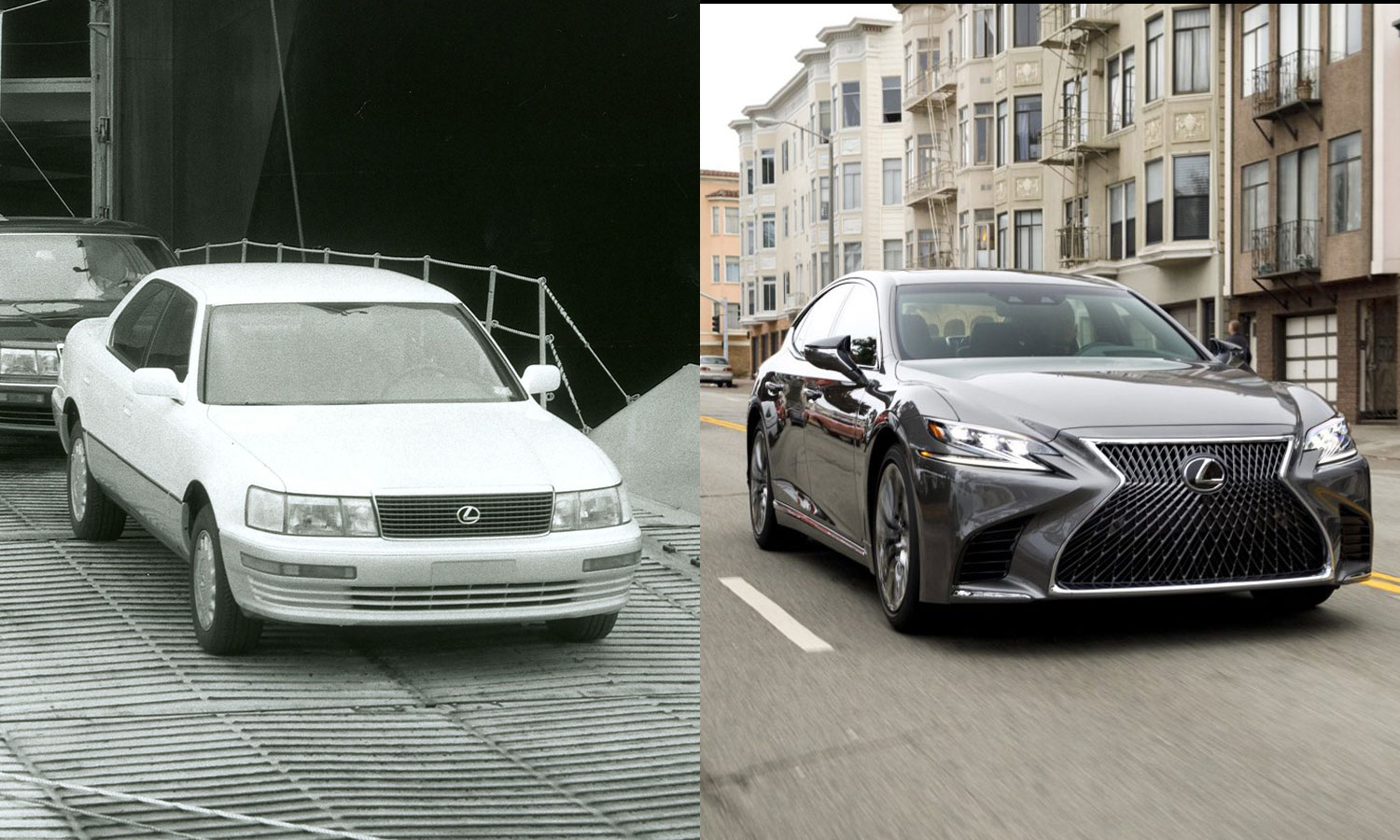 30 YEARS OF REDEFINING LUXURY, AND LEXUS IS JUST GETTING STARTED