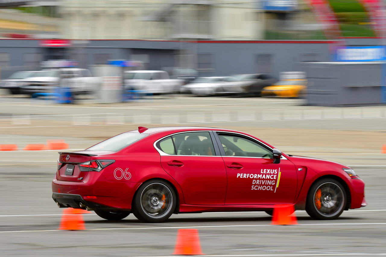 Unleash The Possibilities At the Lexus Performance Driving School