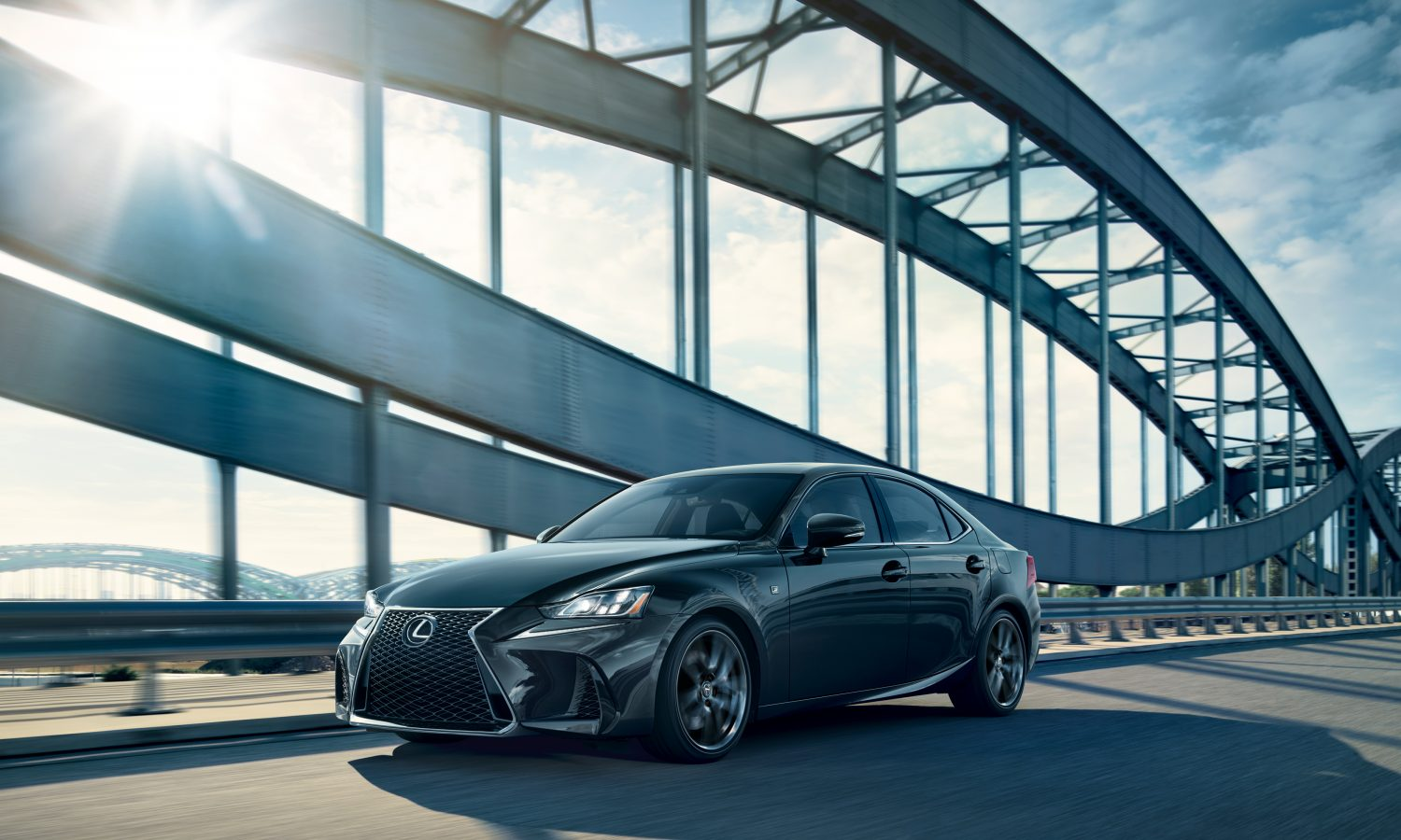 New F Sport Black Line Special Edition Leads the Way for 2020 IS