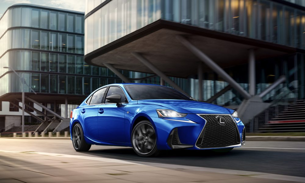 What's New: 2020 Lexus IS