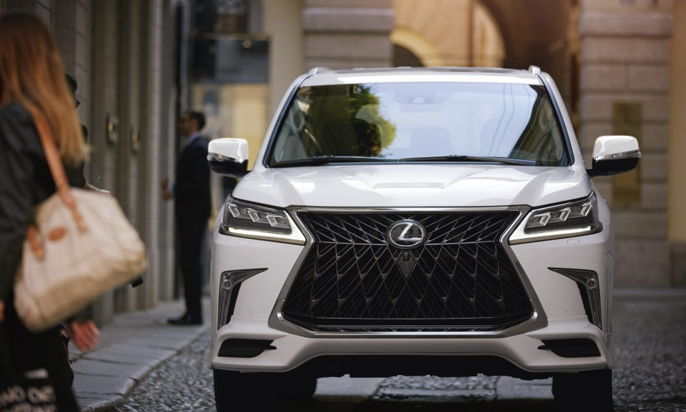 What's New: 2020 Lexus LX 570