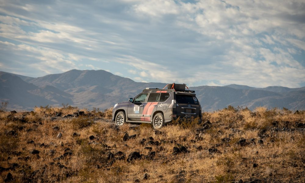 ROCKIN' THE RALLY: 2019 LEXUS GX 460 WINS REBELLE RALLY