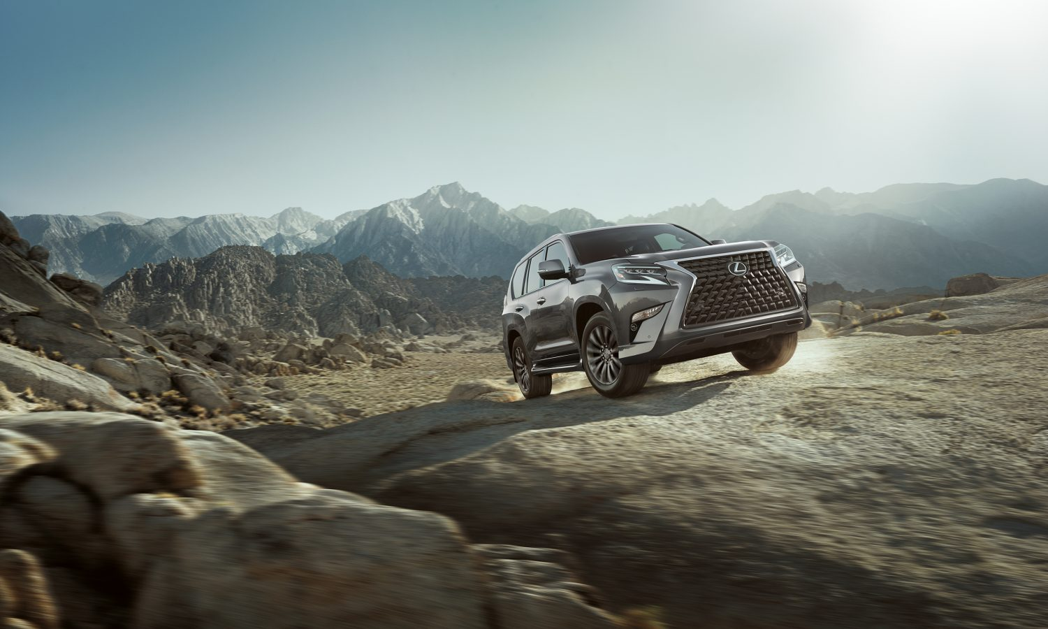 LEXUS GX 460 NAMED FULL-SIZE LUXURY SUV OF TEXAS AT TEXAS TRUCK RODEO
