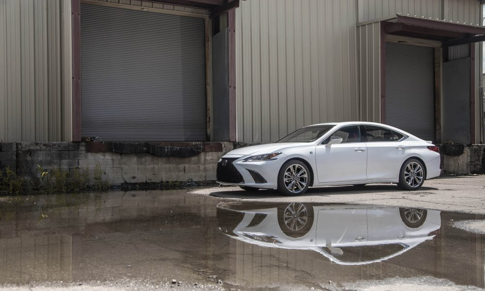 What's New: 2020 Lexus ES