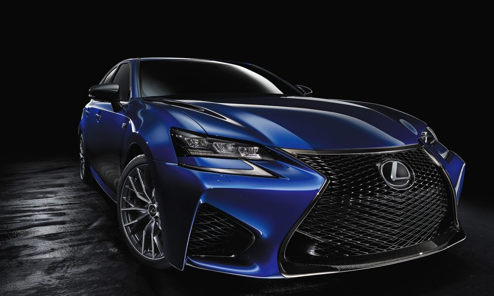 What's New: 2020 Lexus GS F