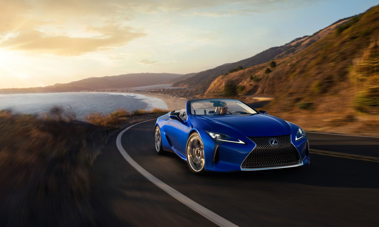 2021 lexus lc convertible  lexus usa newsroom