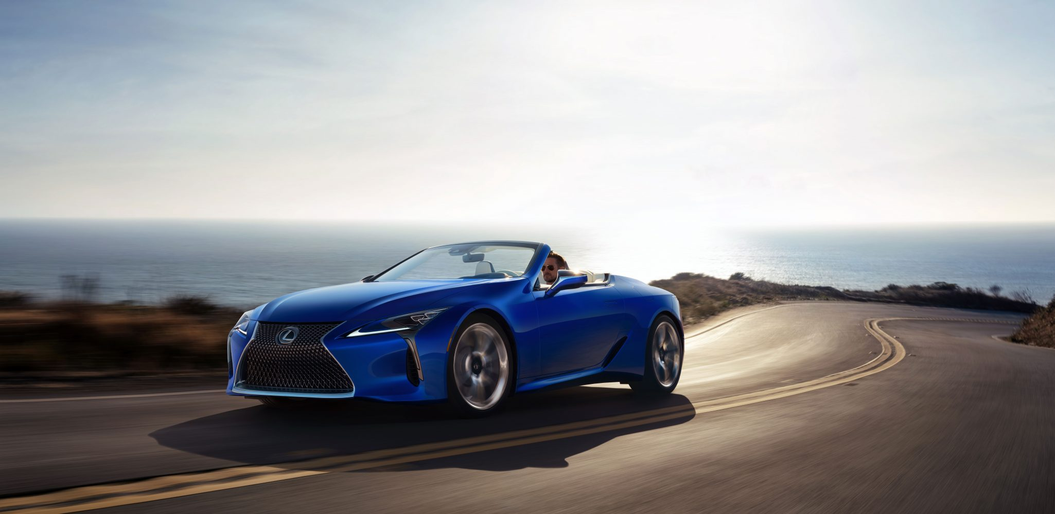 2021 Lexus LC 500 Convertible Makes Global Debut at 2019 Los Angeles International Auto Show