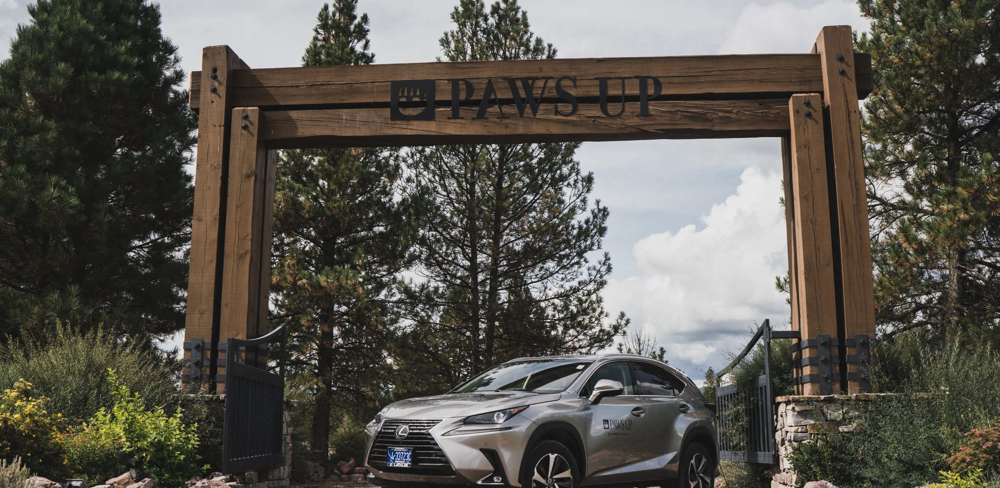 Lexus Partners with The Resort at Paws Up for a Unique Guest Experience