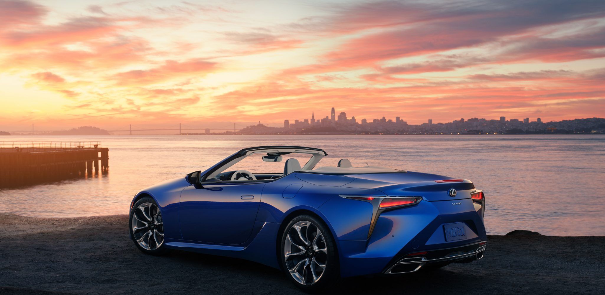 Lexus Luxury and Performance Lineup Arrives at Chicago Auto Show