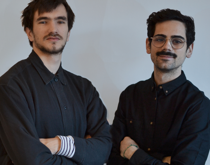 Théophile Peju & Salvatore Cicero <br> Country: France & Italy, based in United Kingdom