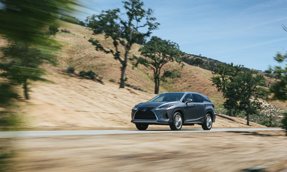 What's New: 2021 Lexus RX 350L / RX 450hL