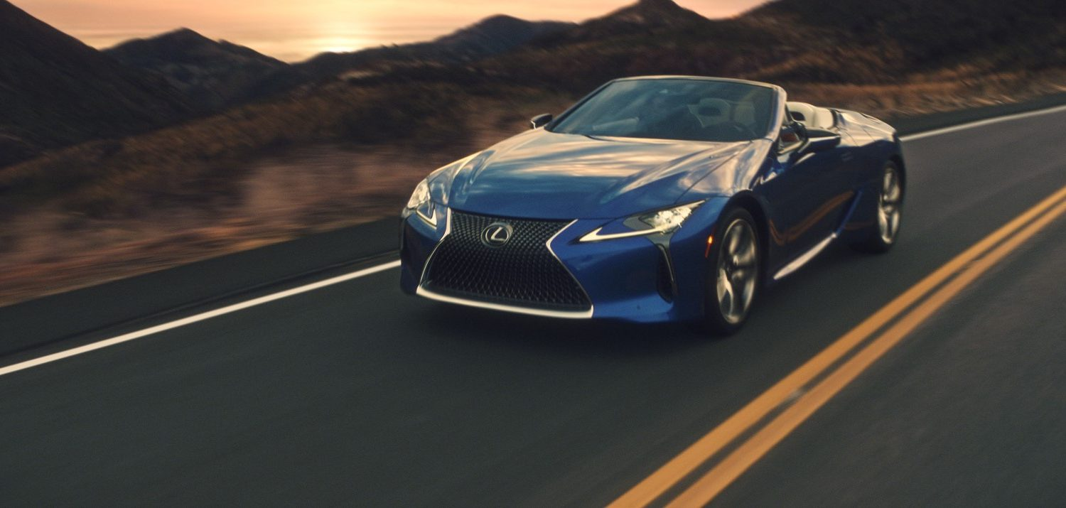 Lexus Celebrates the Need to Get Out