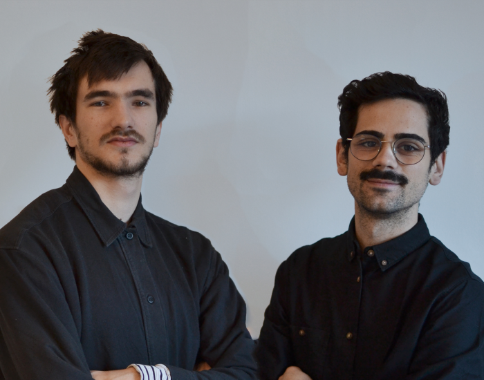 Théophile Peju & Salvatore Cicero (Théophile Peju (France), Salvatore Cicero (Italy)) <br> Country: United Kingdom