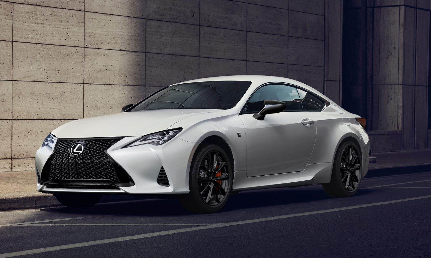 A Sense of Excitement Returns in the 2021 Lexus Black Line Edition RC and ES