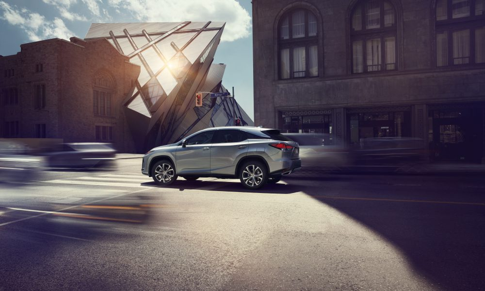 What's New: 2021 Lexus RX 350 and 450h