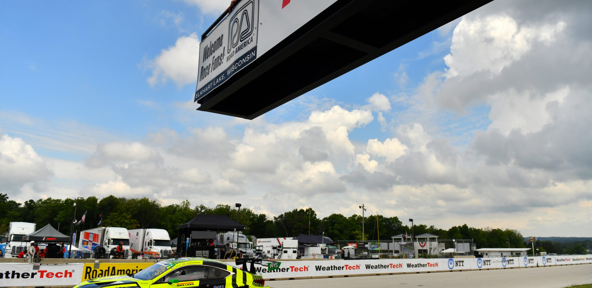 Townsend Bell, Frankie Montecalvo Victorious in Lexus RC F GT3 at Road America